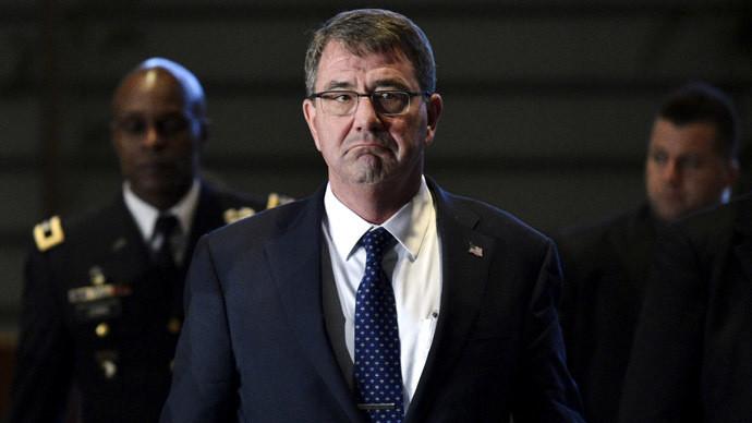 Le secrétaire à la Défense américain Ashton Carter