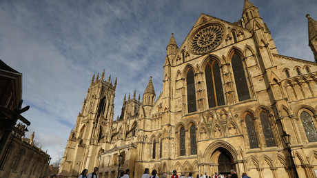 La cathédrale d'York