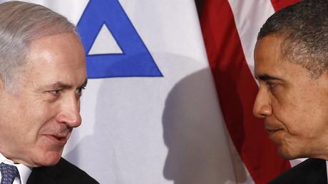 Le Premier ministre israélien Benyamin Netanyahou et le président américain Barack Obama