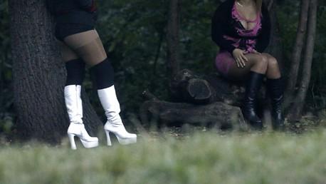 Des prostituées à Paris
