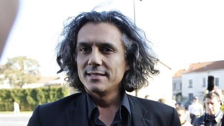 Un homme politique algérien Rachid Nekkaz