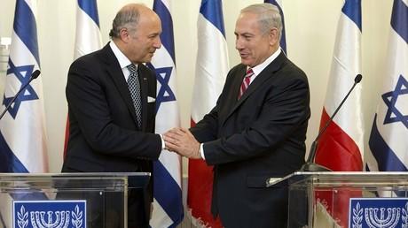 Fabius au Proche-Orient va tenter de négocier la paix