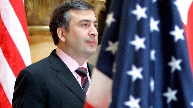Mikheïl Saakachvili, gouverneur de la région d'Odessa