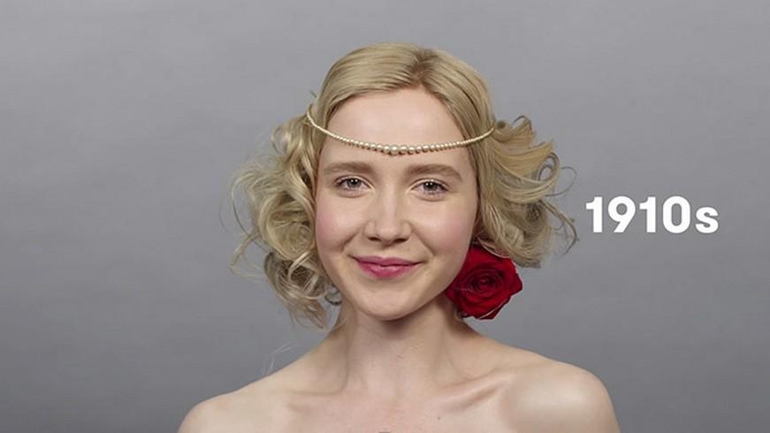 100 ans de beauté russe en 1 minute (VIDEO)
