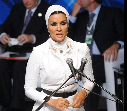 Cherie Blair, la lobbyiste de choc du Qatar