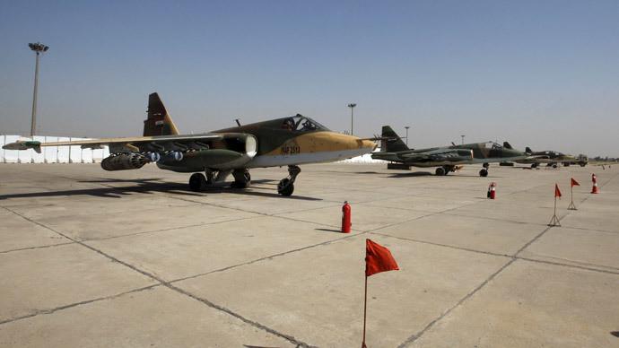 Su-25 irakien