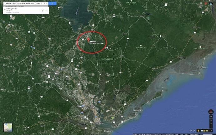 Un avion de combat s'écrase en Caroline du Sud après une collision avec un avion civil