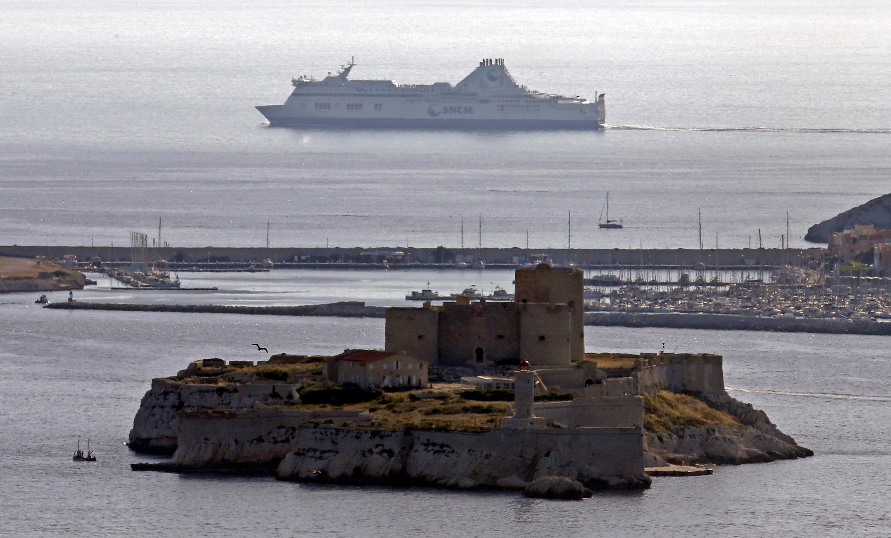 La SNCM va devoir rembourser 220 millions d'euros à la France.