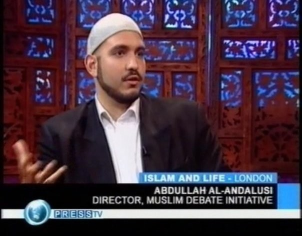 Capture d'écran, compte Facebook abdullah.andalusi