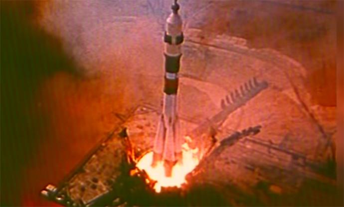 Capture d'écran, vidéo YouTube de la NASA