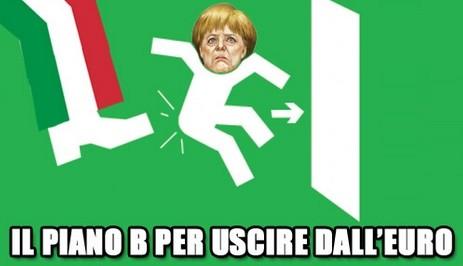 La chancelière allemande, Angela Merkel, en bien mauvaise posture !