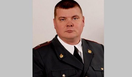 L'officier Aleksandr Kosolapov