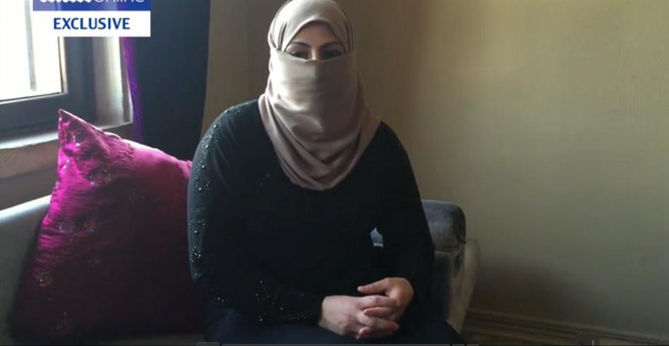 Capture d'écran d'une vidéo de Daily Mail