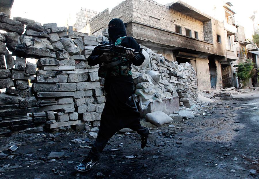 Leena, l'ex-combattante de Daesh