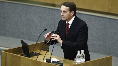 Le président de la Douma interdit d'entrée en Finlande pour une réunion de l'OSCE
