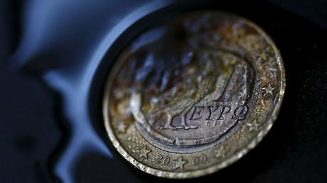 Une pièce de 1€