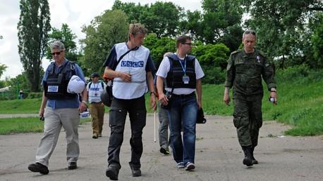 Kiev viole les accords de Minsk concernant le retrait des armes lourdes d'après l'OSCE