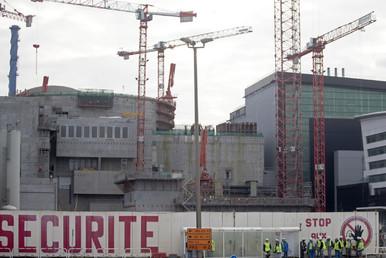 L'EPR de Flamanville aurait dû être terminé en 2012.