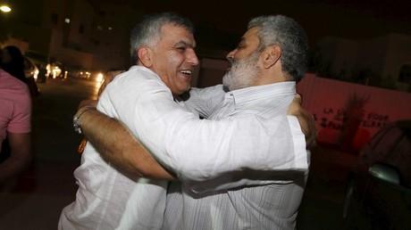 Nabil Rajab retrouve sa liberté