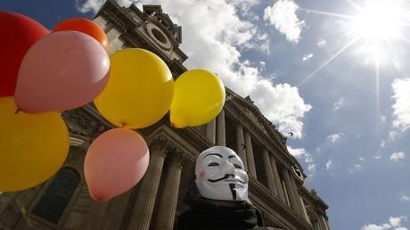 Au Royaume-Uni, la police confond terroristes et manifestants anti-capitalistes !