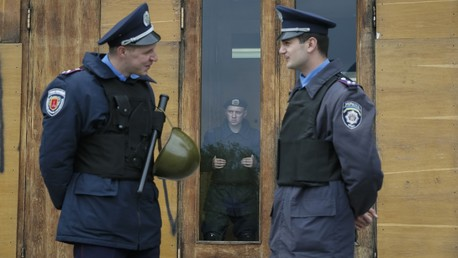 La police d'Odessa