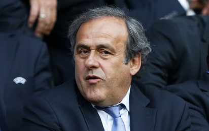 Michel Platini souhaiterait rajeunir de 30 ans pour pouvoir participer au Mondial 2018 en Russie