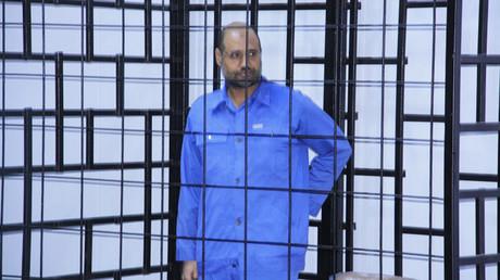 Le fils de Mouammar Kadhafi, Saïf, condamné au peloton d'exécution en Libye