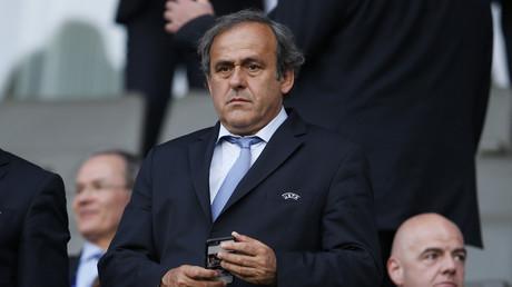 Michel Platini en route pour la présidence de la FIFA