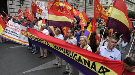 En Espagne, la monarchie n'est plus la bienvenue dans les mairies dirigées par Podemos