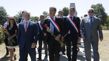 Des députés français en Crimée