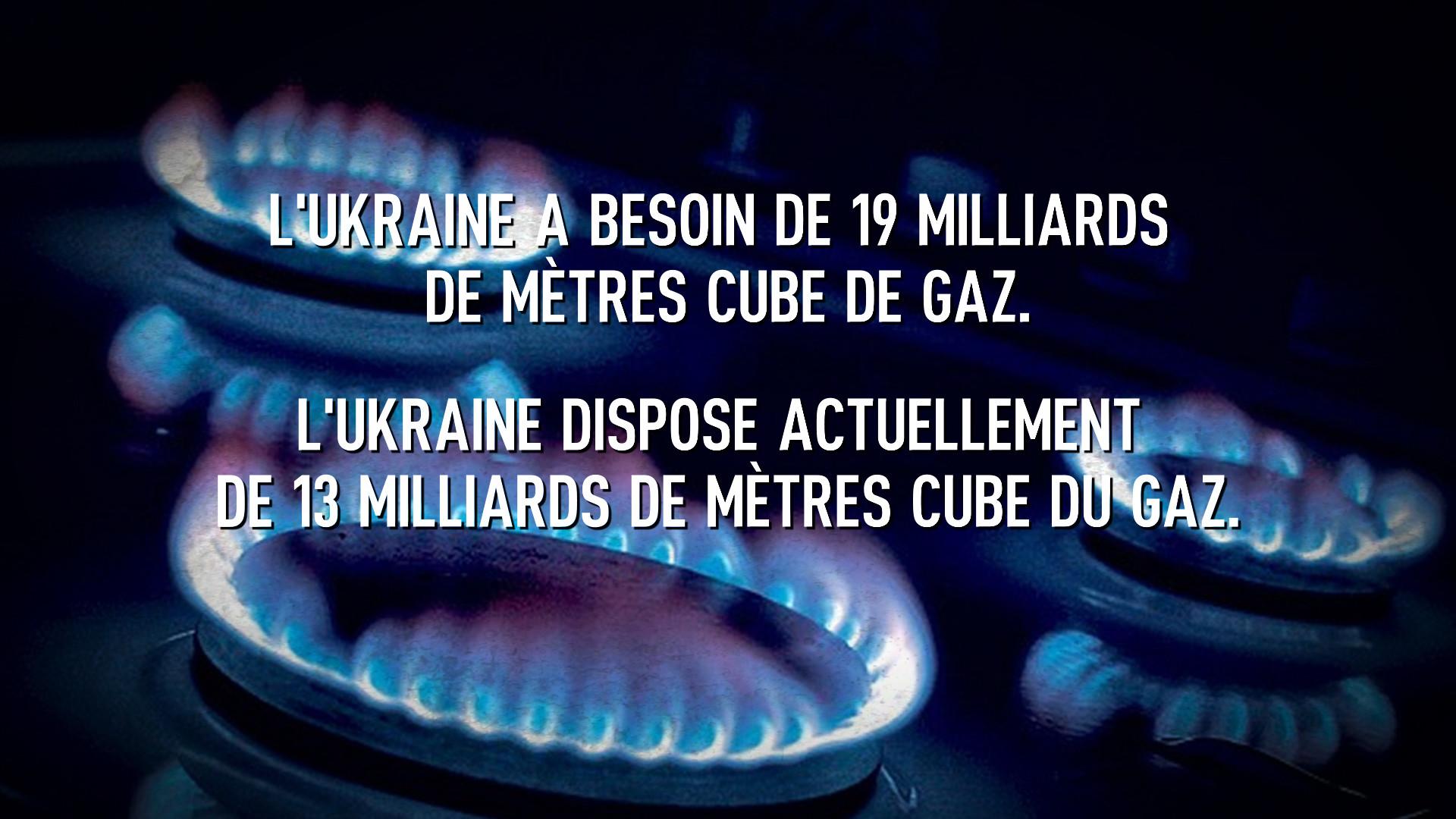 A l'approche de l'hiver, l'Ukraine traverse une nouvelle crise énergétique