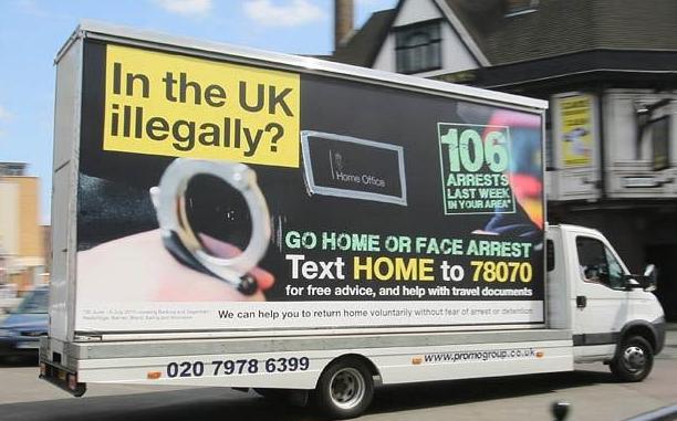 En Europe, la xénophobie a ses campagnes de pub