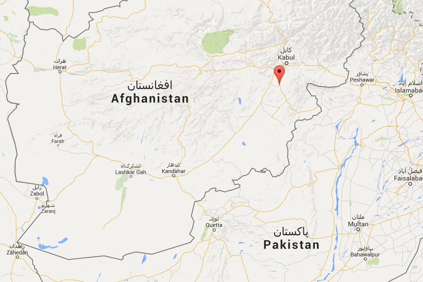 L'attentat a lieu dans la capitale provinciale de Pul-e Alam, au sud de Kaboul