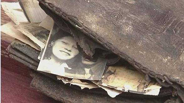 Un portefeuille perdu pendant la Second Guerre mondiale retrouve son propriétaire