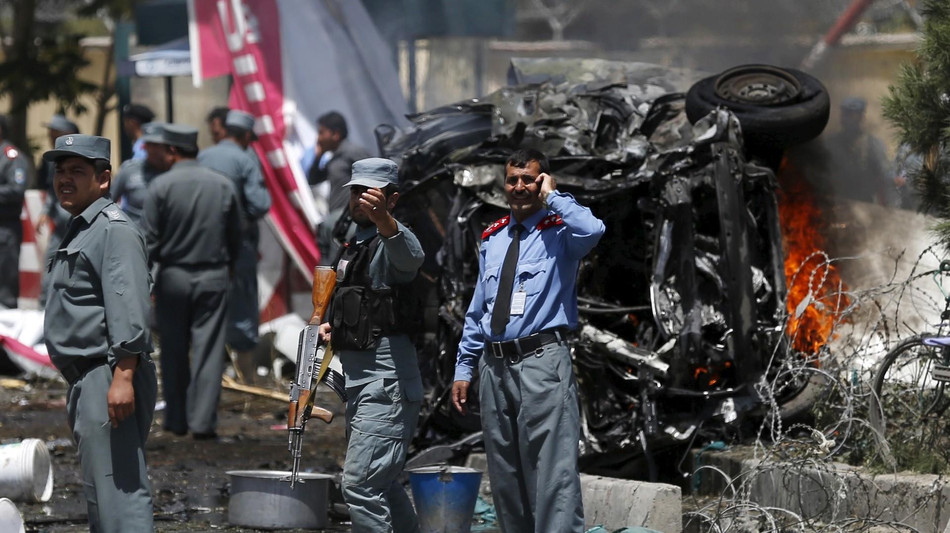 Une explosion s'est produite lundi 10 août à une heure de forte affluence