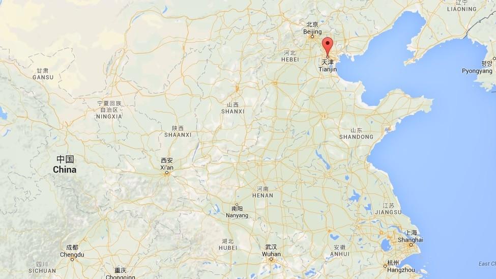Chine: l'explosion dans une usine chimique de Tianjin fait des centaines de blessés (PHOTOS, VIDEO)