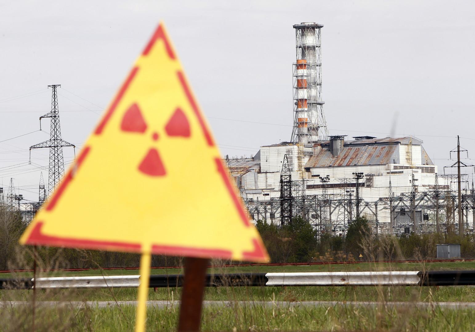 Près de 30 ans après l'explosion, les environs de Tchernobyl restent inaccessibles.