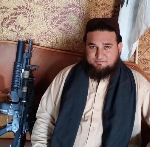 Ehsanullah Ehsan, le chef taliban qui a revendiqué l'attaque