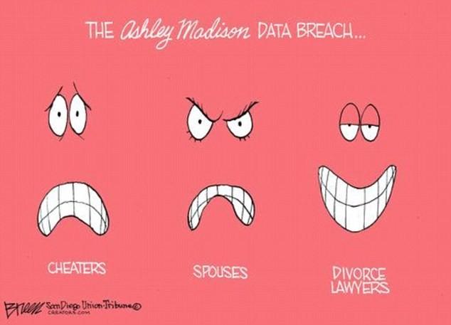 Ashley Madison : les épouses soupçonneuses font tomber les serveurs révélant l'identité des clients