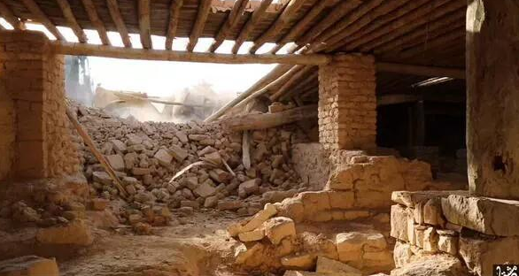 Daesh met à sac un monastère chrétien ancestral en Syrie