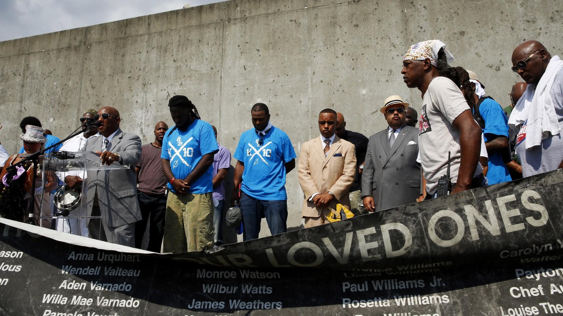 Le 29 août, les Etats-Unis marquent dix ans que l'ouragan Katrina a dévasté le sud du pays