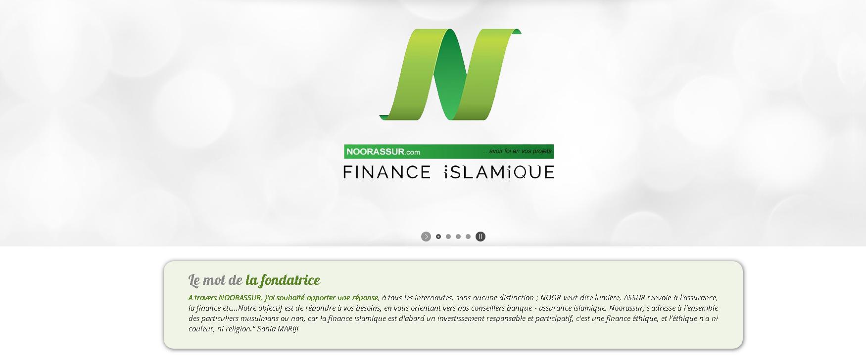 Une agence bancaire de finance islamique a ouvert ses portes en France