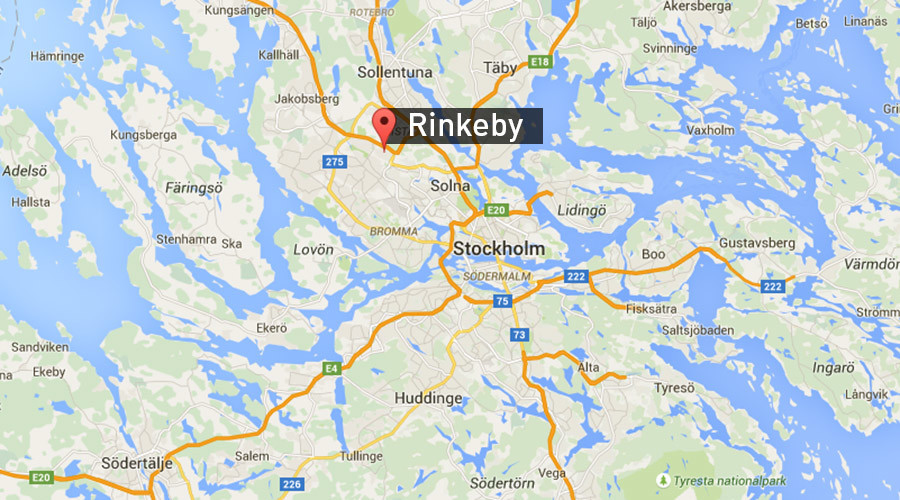 Un mort et trois blessés dans une fusillade dans une banlieue suédoise à forte population immigrée