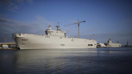 Des parlementaires appellent Hollande à sauver l'honneur de la France et livrer les Mistral à Moscou
