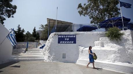 Combien d'îles la Grèce pourra-t-elle encore vendre?