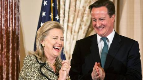 Clintongate: de nouveaux courriels qui rhabillent Cameron pour l'hiver