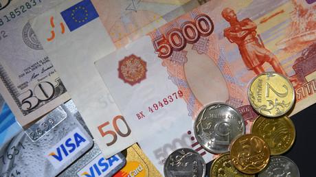 La devise russe poursuit sa chute, l'euro atteignant 70 roubles pour la première fois depuis mars