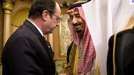 A défaut de naviguer en eaux russes, les Mistral vont-ils voguer vers l'Egypte ou l'Arabie saoudite?