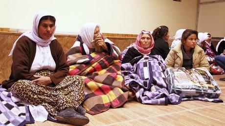 Des femmes de la minorité Yezidis, principales victimes des viols