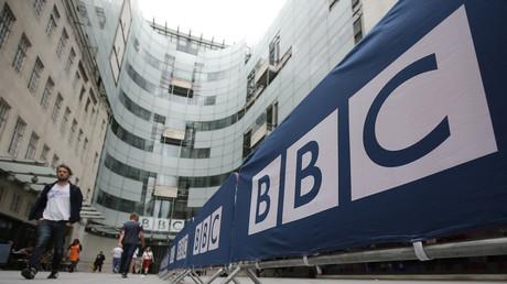 La logo de BBC